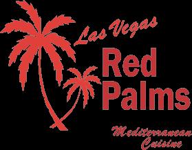 Las Vegas Red Palms